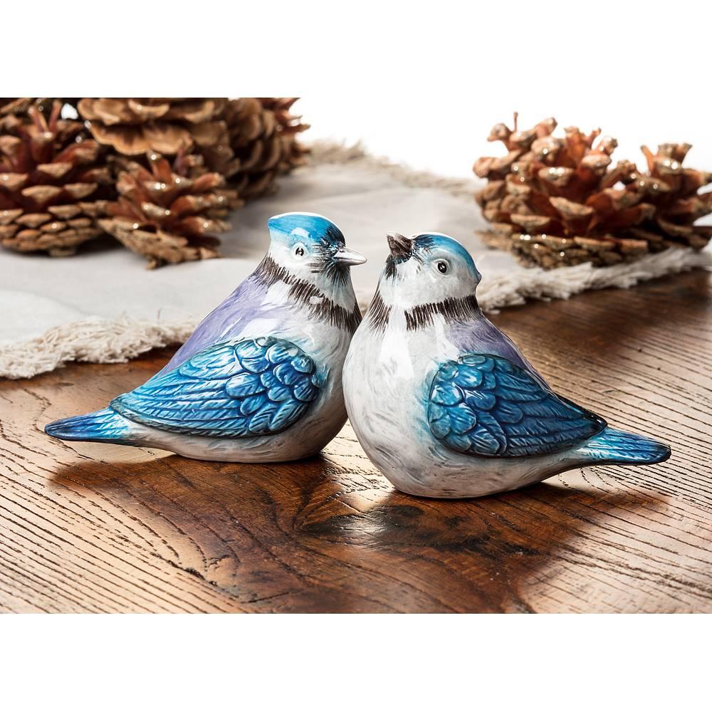 Blue Jays Salt & pepper shakers
