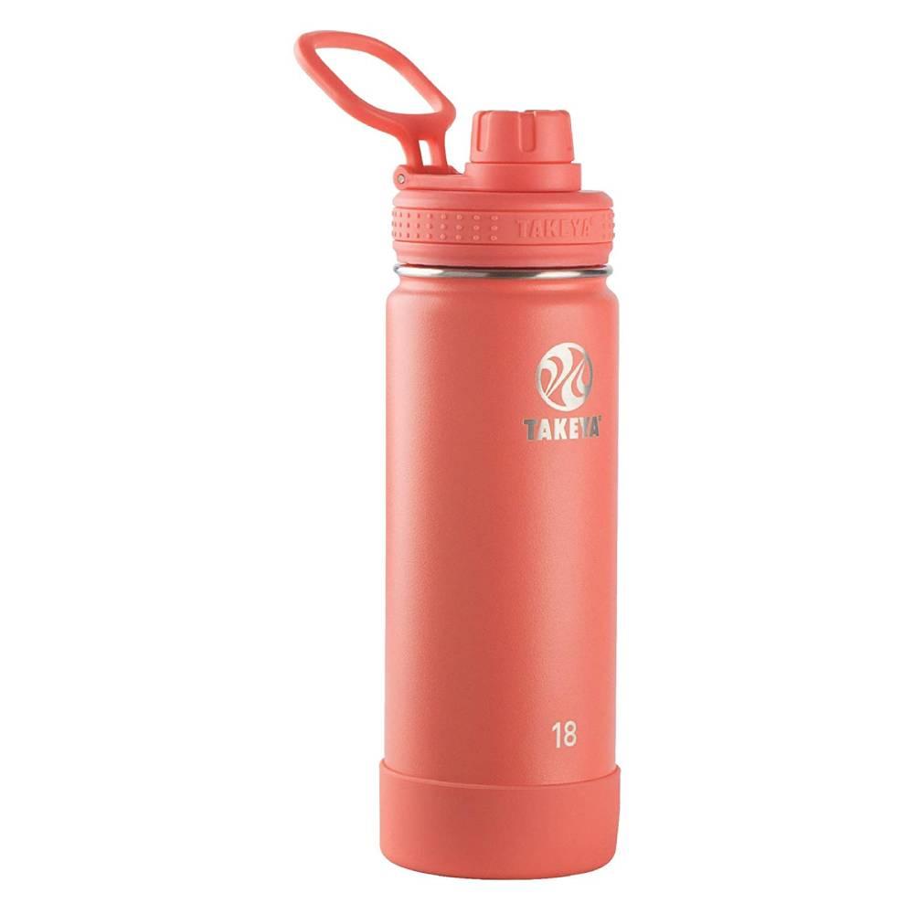 Takeya 18oz insulated water bottle