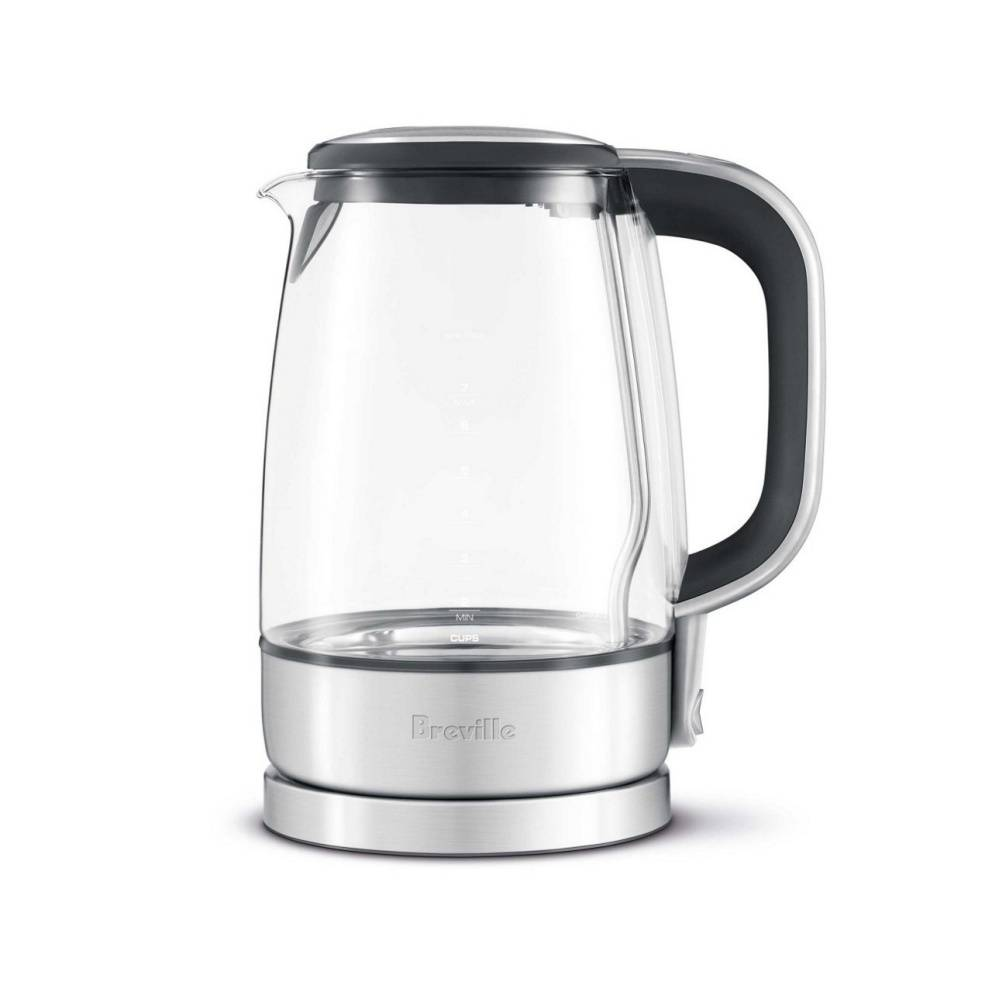 Crystal clear kettle glass 1.7l