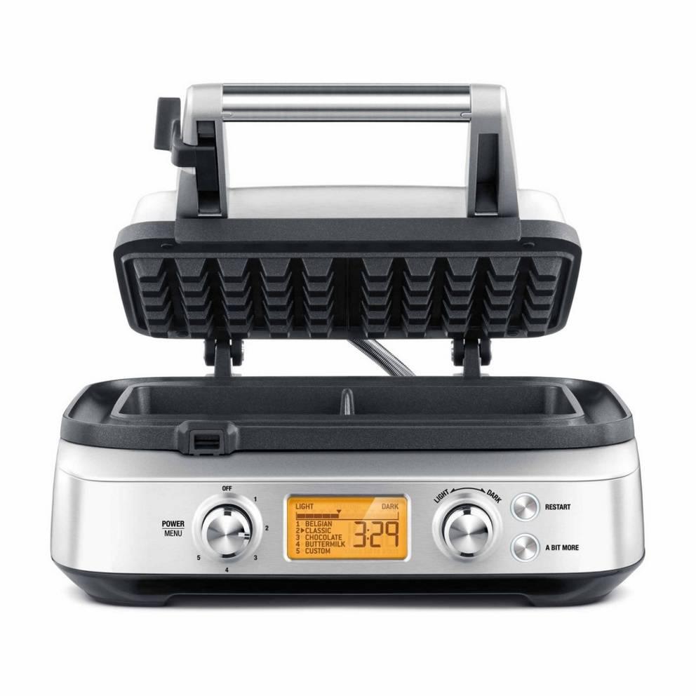 Breville the Smart Waffle™ Pro 2 Slice
