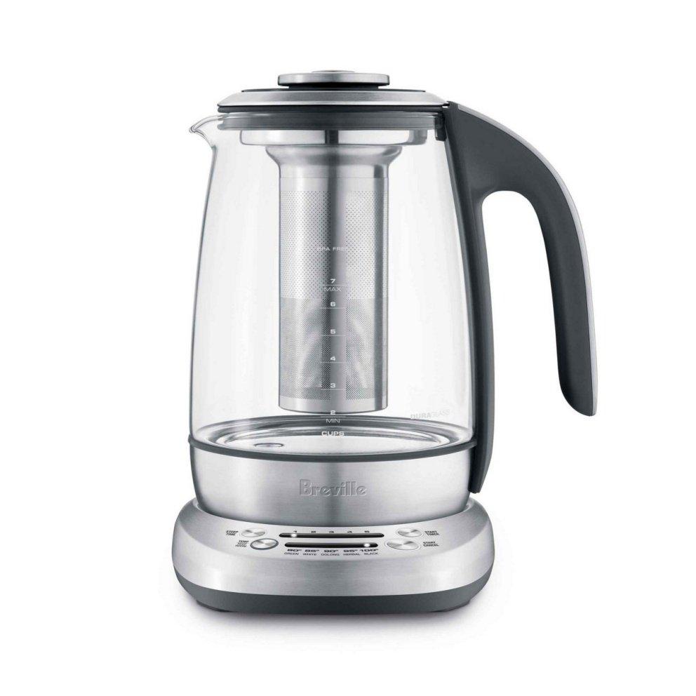 Smart tea infuser