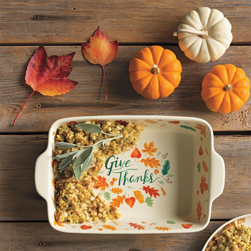 Thanksgiving Baker