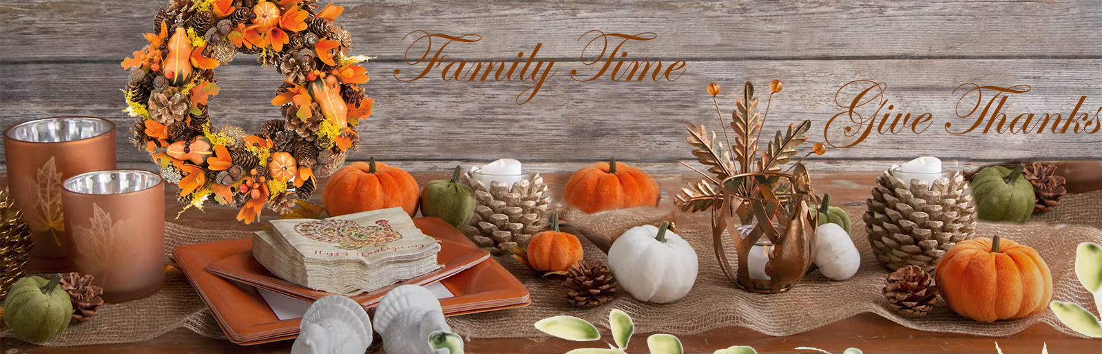 Fall Thanksgiving 2021
