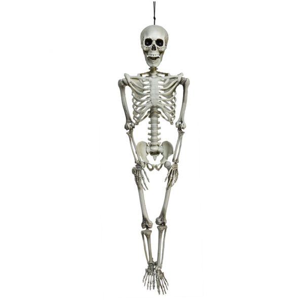Life-size Halloween Skeleton