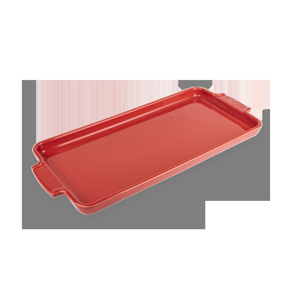 Peugeot Appolia Red Appetizer Platter