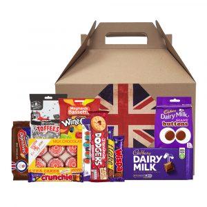 British Food Kit All Sweets